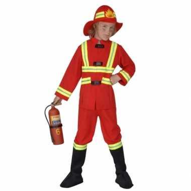 Carnavalspak brandweer carnavalspak