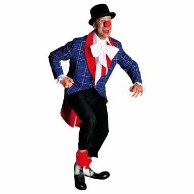 Carnavalspak clowns jassen