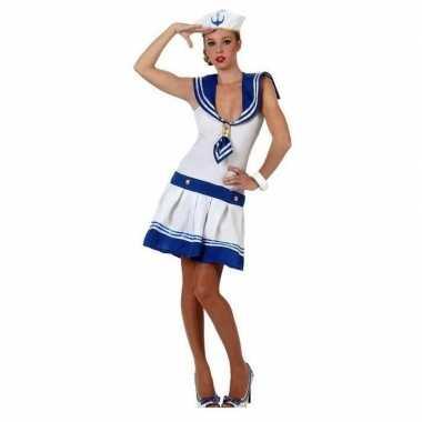 Carnavalspak matroos voor dames