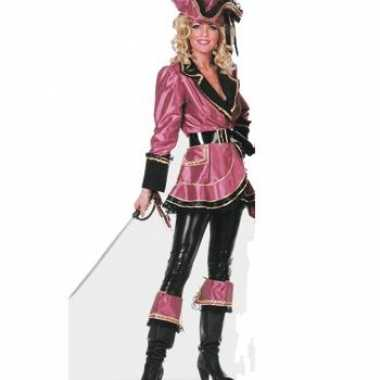 Carnavalspak Piraat dames