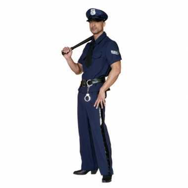 Carnavalspak Politie pak