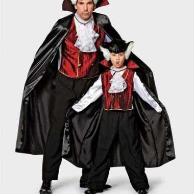 Carnavalspak Vampier pak heren