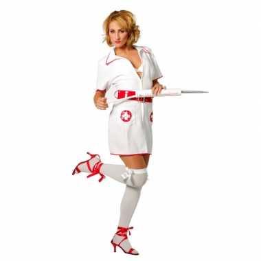 Dames Verpleegster carnavalspak