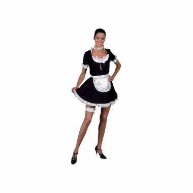 Dienstmeisjes carnavalspak dames