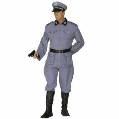 Duitse soldaat carnavalspak