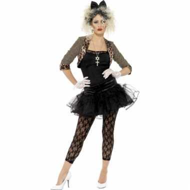 Jaren 80 Madonna carnavalspak
