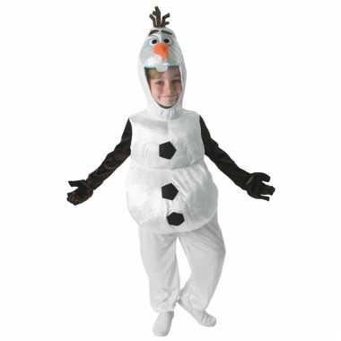 Olaf Frozen carnavalspak voor kinderen