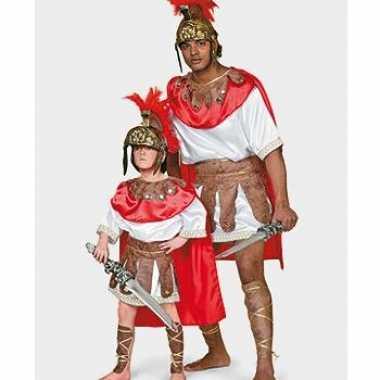 Romeinse gladiator carnavalspak