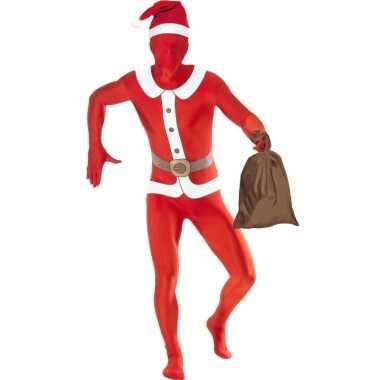 Second skin kerst carnavalspak