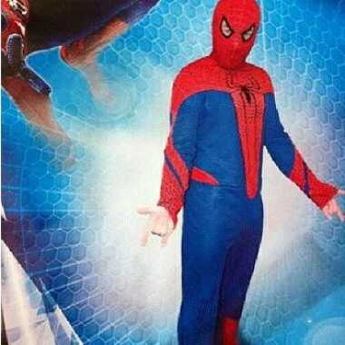 Stripheld Spiderman carnavalspak