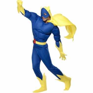 Superheld Banana Man carnavalspak
