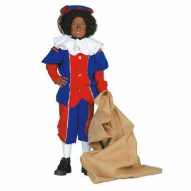 Zwarte Pieten carnavalspak kids