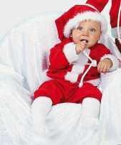 Baby kerst carnavalspak
