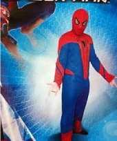 Stripheld spiderman carnavalspak
